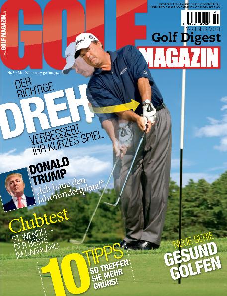 Nr. 5 Mai 2011: Treffsicher!