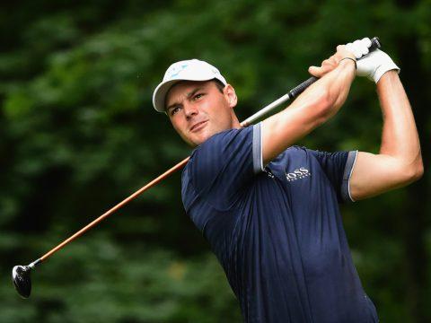 Schlägter leider nicht bei den European Open in Bad Griesbach ab: Deutschlands Nummer eins Martin Kaymer