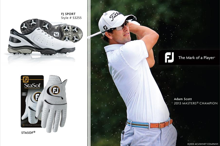 In The Bag Die Ausrüstung Von Masters Champion Adam Scott Golf