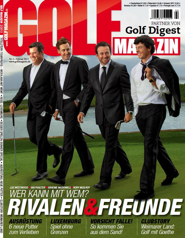 Februar 2013 – ab dem 16. Januar in Ihrem Fachzeitschriftenhandel!: Rivalen & Freunde – Wer kann mit wem?