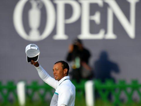 Tiger Woods verpasste bei den British Open klar den Cut und musste früh seinen Hut nehmen