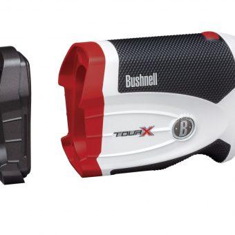 Bushnell Tour X Jolt Entfernungsmesser, Laser mit optionaler Slope-Messung