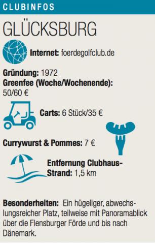 Clubinfos Glücksburg
