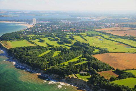 Luftbild GK Lübeck-Travemünde
