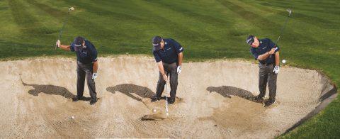 Wunschschläge im Golf