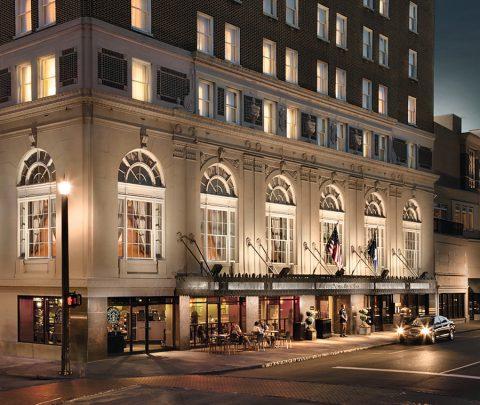 Top-Adresse im Herzen von Charleston: das Francis Marion Hotel (weitere Infos: www.francismarionhotel.com).