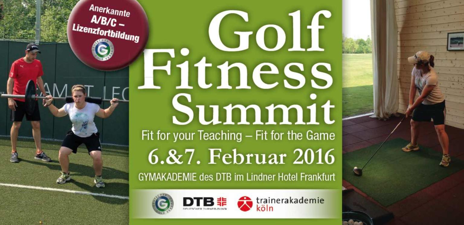 Golf Fitness Summit
