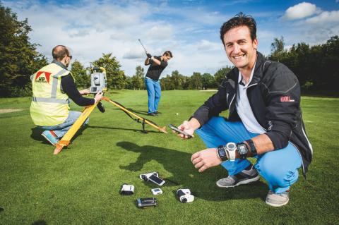 Golf entfernungsmesser im visier: der große test golf magazin
