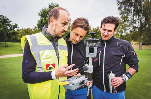 Golf Entfernungsmesser Leupold : Golf entfernungsmesser im visier der große test magazin