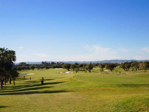 Schöner Auftakt des Quinta da Cima Courses.