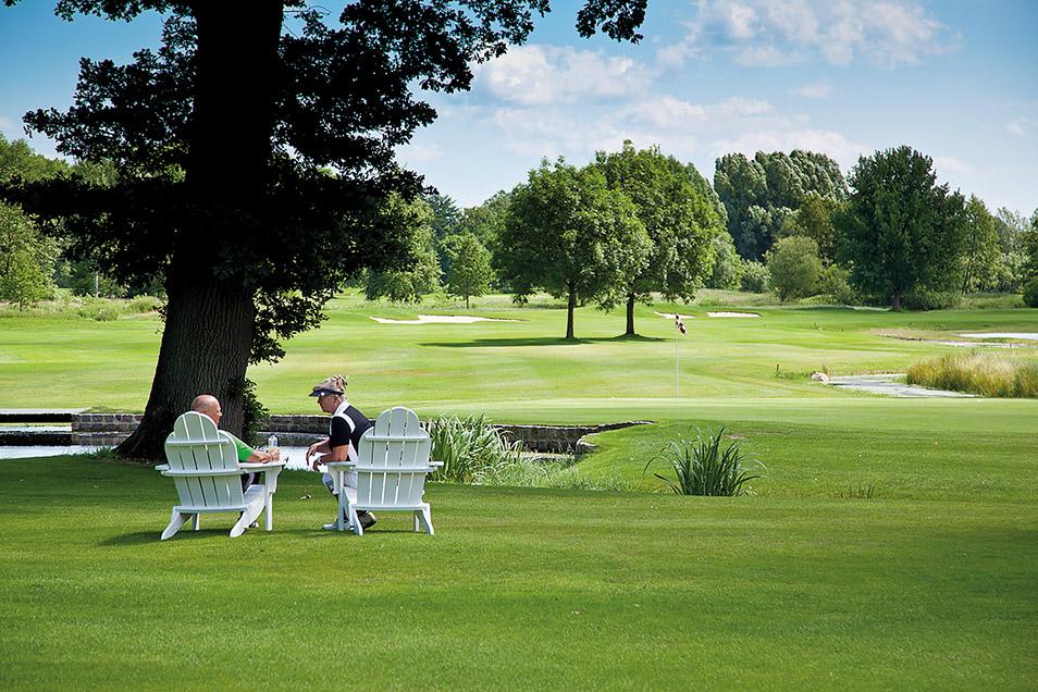 Exklusives Golfwochenende imHotel undGästehaus Gut Kaden