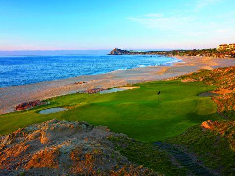 Cabo San Lucas: Schöneres Golf geht kaum.