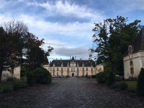 Chateau D'Augerville.