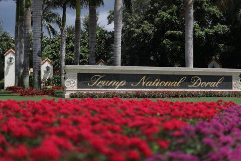 Ab 2017 finden die WGC nicht mehr im Trump National Doral statt.