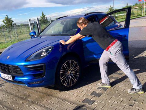 Porsche Macan GTS – kurzes Stretching.