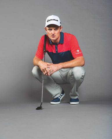 Justin Rose at Reynolds Plantation Golf Resort in Greensboro, GA on Tuesday September 29, 2015.