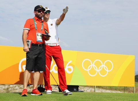 Golf Olympia Kurs