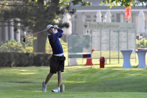 72. BERLIN OPEN CHAMPIONSHIP von 23. - 26. August 2016 im Golf- und Land-Club Berlin-Wannsee e.V.