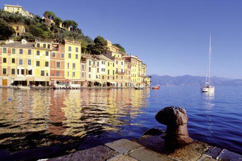 Portofino, veduta.