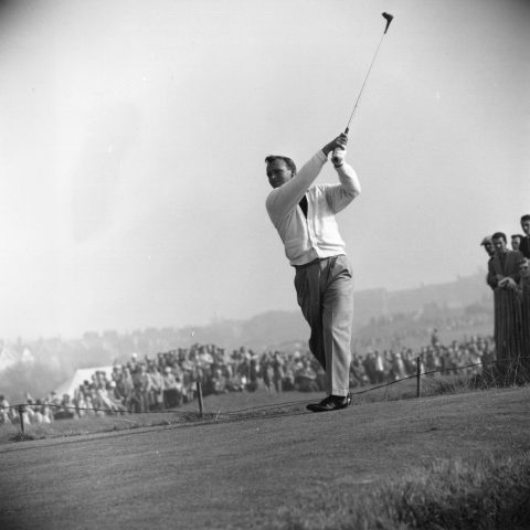 Arnold Palmer: der letzte Playing Captain.
