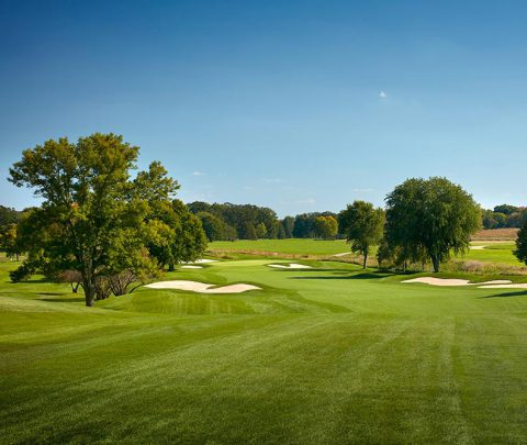 Hazeltine-National-Golf-Club-Hole-No.-1