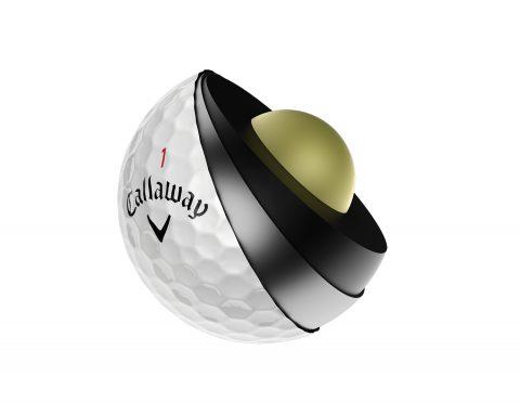 Callaway Chrome Soft X Ball