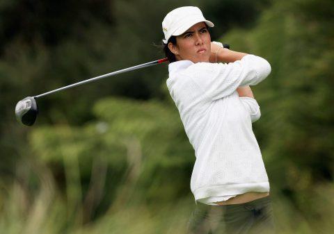 Tania Tare bei der New Zealand Men's & Women's Amateur Championship 2009. (Foto Kredit: Hannah Peters/Getty Images)