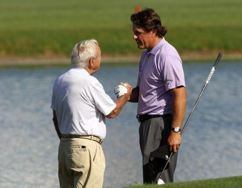 Das erste Masters ohne Arnold Palmer