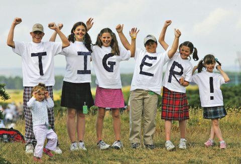 Tiger war der Held einer ganz neuen Generation. Er brachte deutlich mehr Jugendliche zum Golf als jeder andere.