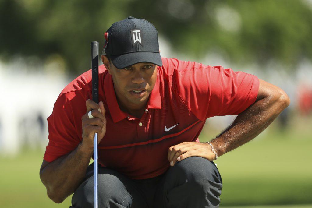 Weltrangliste Tiger Woods