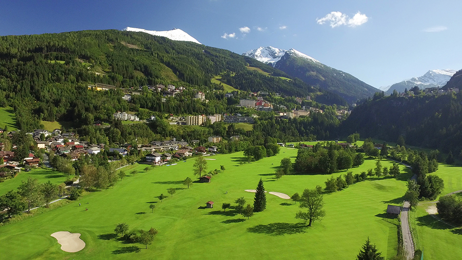 Golfspass in Bad Gastein