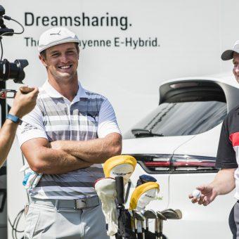 Porsche Europen Open: DeChambeau und McEvoy