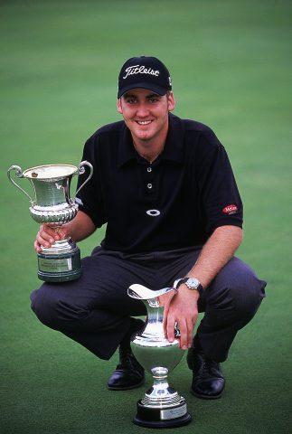 Ian Poulter siegt 2000 bei der Italian Open