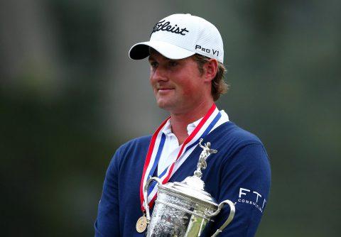 U.S Open-Sieger 2012: Webb Simpson.