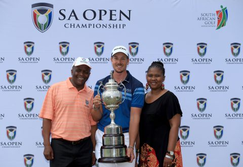 Endlich wiederStenson: South African Open Championship 2012.
