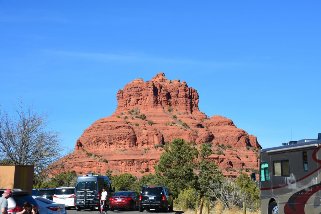 """You´ll love the red rocks of Sedona!"" wurde mir prophezeit. Foto: I.v.Wilcke"