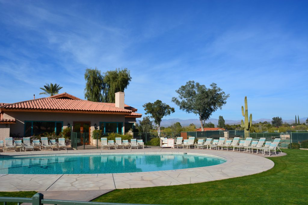 Wickenburg Los Caballeros – eine Dude-Ranch. Und die sollte definitiv auf der Reiseroute beim Golfurlaub in Arizona liegen. Foto: I.v.Wilcke