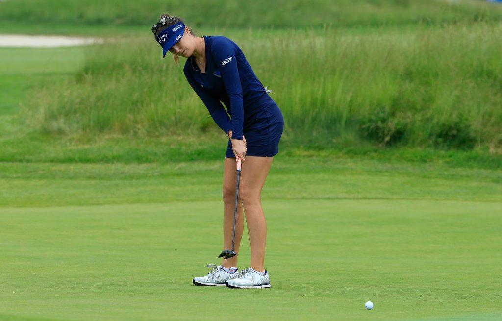 Bei der ShopRite LPGA Classic belegte Sandra Gal den geteilten fünften Rang. (Foto: Michael Cohen/Getty Images)