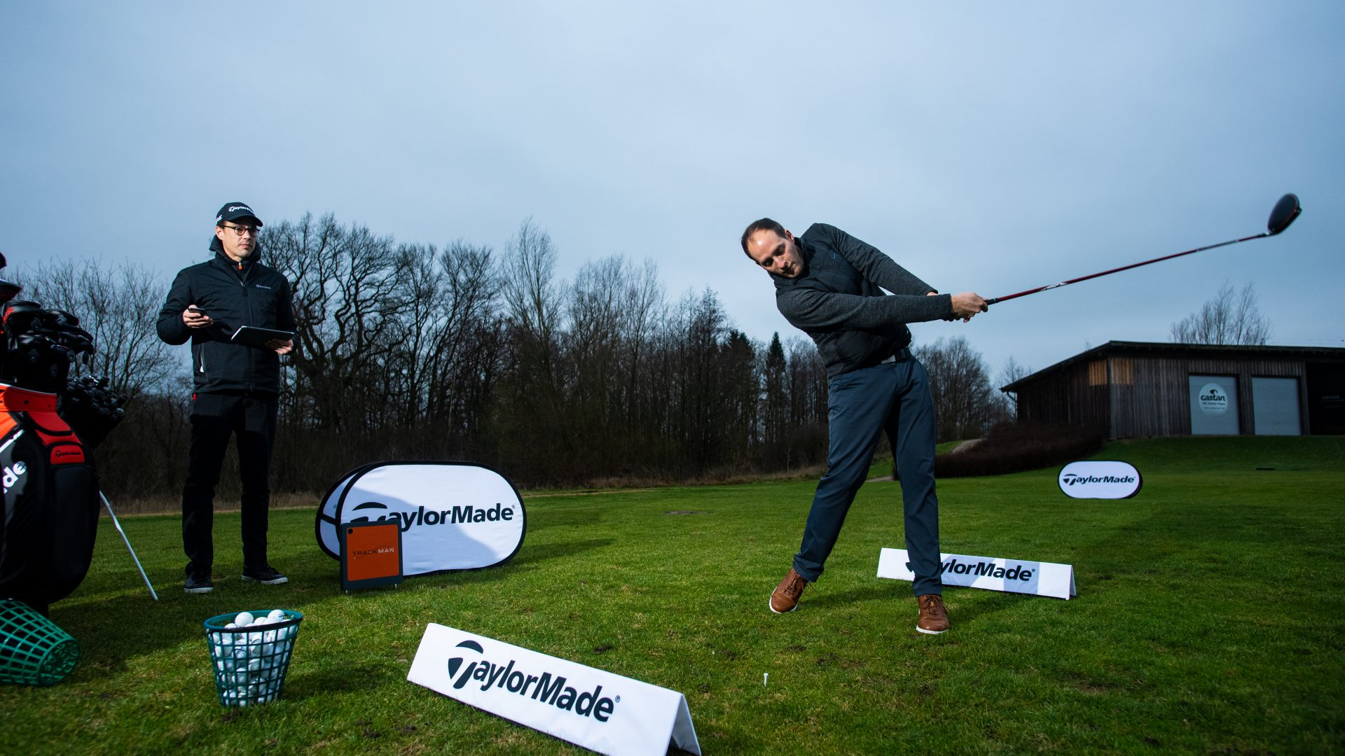 TaylorMade Driver-Leserfitting
