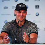 Martin Kaymer im Interview bei der BMW International Open in München Eichenried. Auch hier trat Kaymer entspannt und mit neuem Elan an und setzte den positiven Trend auch auf dem Platz fort.
