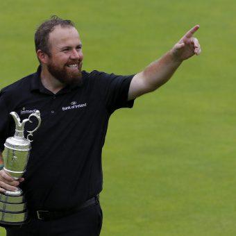 Shane Lowry Open Champion