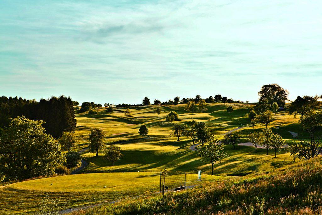 Golfclub Hetzenhof Panorama