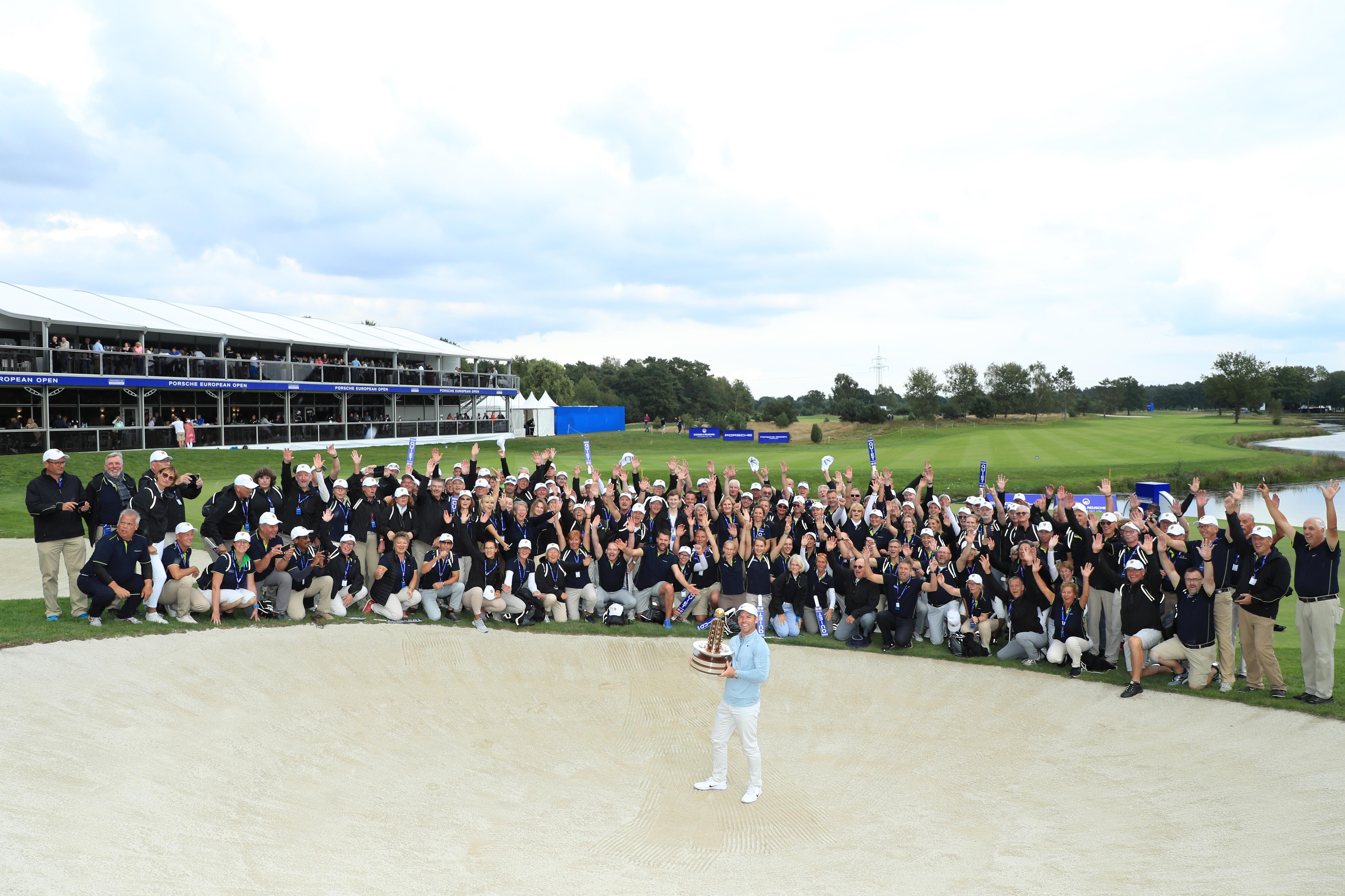 Casey Porsche European Open