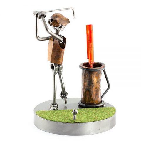 Geschenke für Golfer Stiftehalter