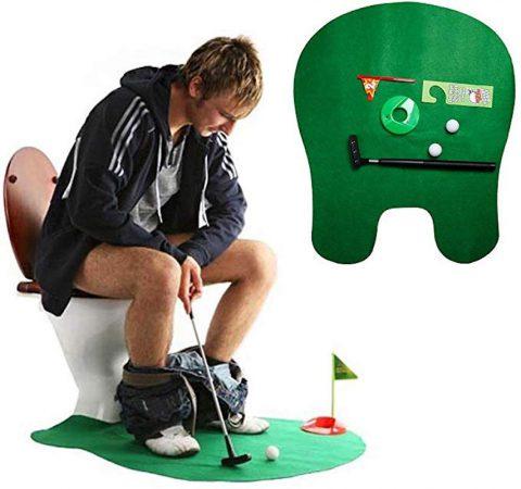 Originelle Geschenke für Golfer