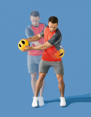Rückschwung Workout