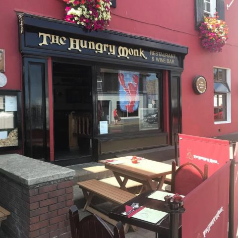 The Hungry Monk – ein authentischer Irish Pub