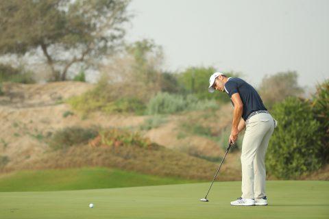 Martin Kaymer mit neuem Fokus im Oman