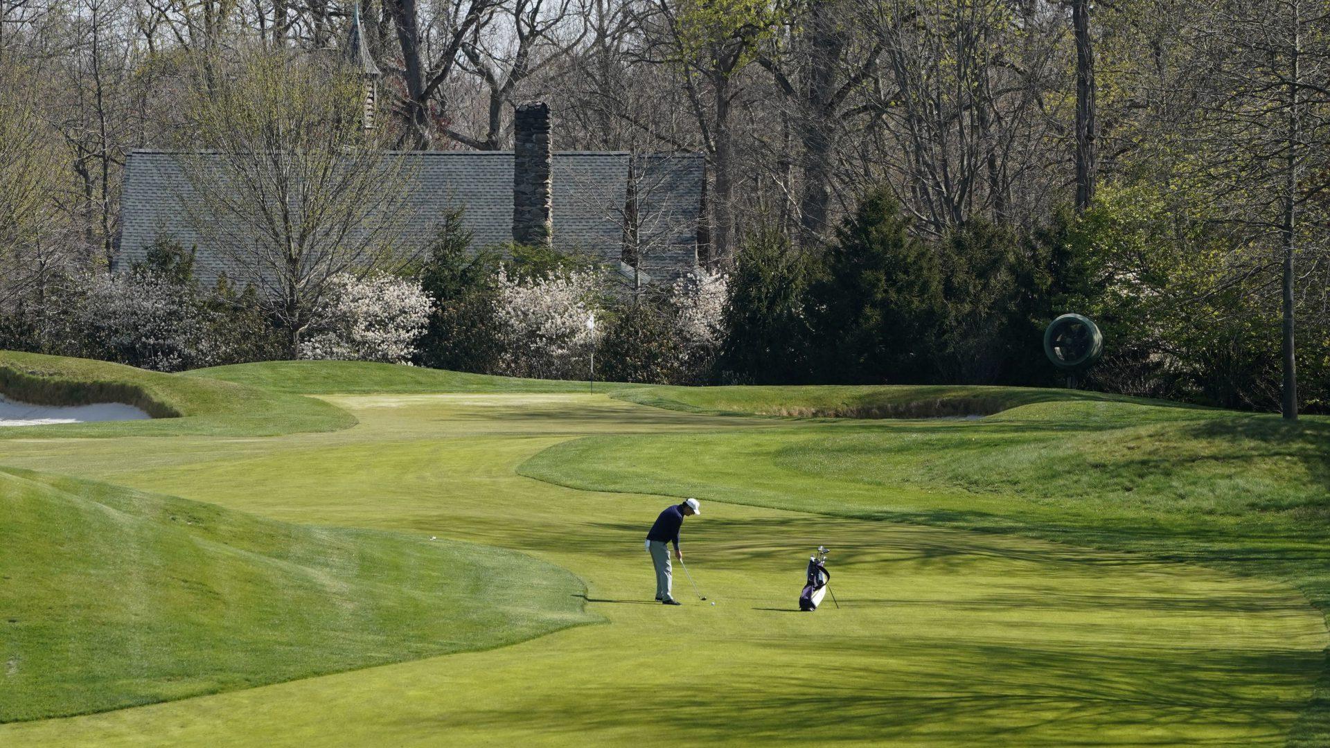 Öffnung der Golfplätze in Hamburg wahrscheinlich Anfang Mai
