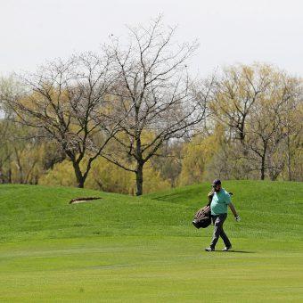 Golf ist in elf von 16 Bundesländern wieder möglich